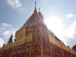 Kuil di Doi Suthep